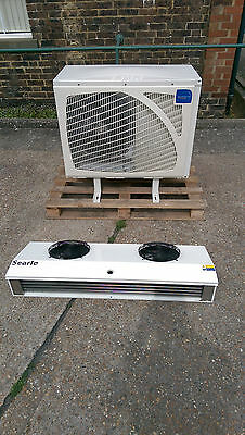 CELLAR COOLER System 2 Kw - with outdoor SILENSYS Condensing unit - NEW