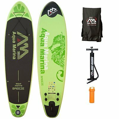BREEZE, iSUP Paddle-Board zum OUTLET-Preis, 300x75x10 cm, SUP