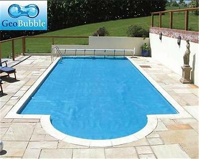 20ft X 40ft Blue 400 Micron Swimming Pool Solar Cover 163
