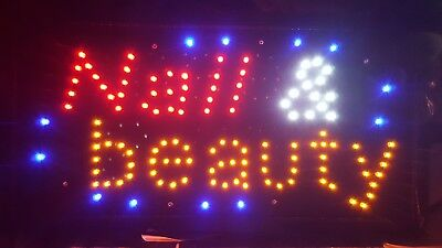 Super Bright Led Open Welcome   Sign For Shop Fronts/windows