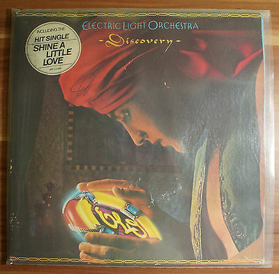 "12"" LP Vinyl ELECTRIC LIGHT ORCHESTRA (ELO) / DISCOVERY incl shine a little love"