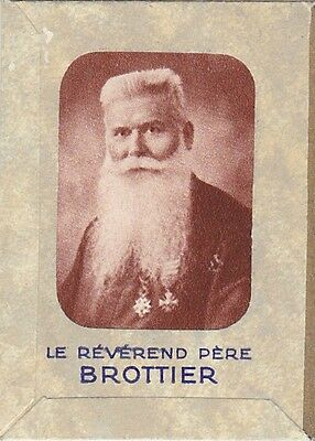 �� Blessed Daniel Brottier ♡ Relic touched to the body ♡ Holy Card