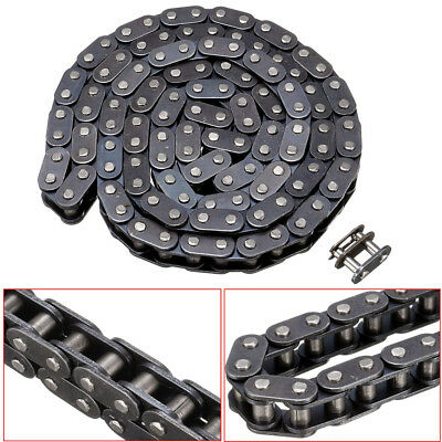 T8F 116 Link Chain Belt With Buckle For 43cc 47cc 49cc Mini Moto Pocket Bike