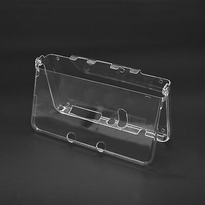 Plastic Crystal Protective Hard Clear Skin Case Cover for New Nintendo 3DS