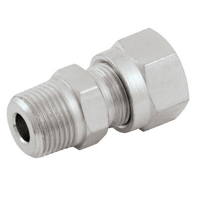 """2018-8272, 1.1/2""""OD X 1.1/2""""BSPT MALE STUD COUPLING, Betabite Imperial Compressi"""