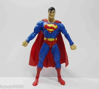 "DC Direct Superman Collectibles Action Figure 6"" loose"