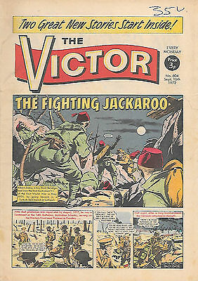 The Victor 604 (Sept 16 1972) mid-high grade copy
