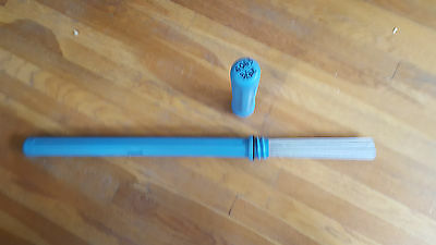 4043 Aluminum Stick Electrode Welding Rod 3/32 in. with Rod Guard Case