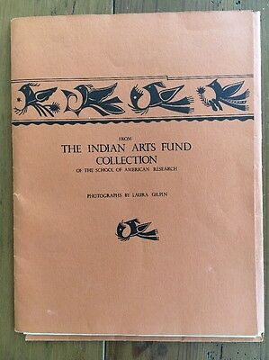 1970, 12 B/W Photographs Plates Indian Arts Fund School Of American Research