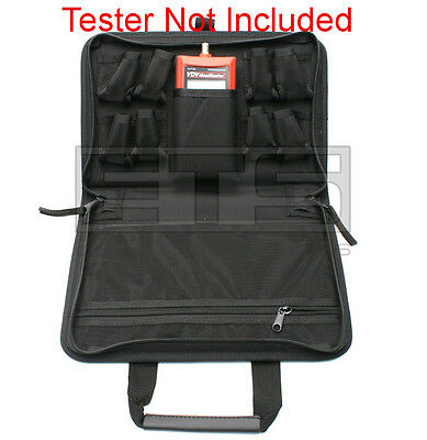 "Platinum Tools VDV MapMaster T119c T129c Pouch Carrying Case 12"" x 10"" x 2.25"""