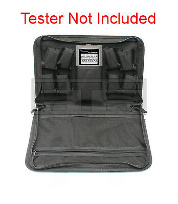 "T3 Innovations Tri-Tester TTK555 TTK555A Pouch Carrying Case 12"" x 10"" x 2.25"""