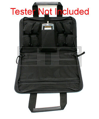"""Ideal Networks VDV MultiMedia 33-856 Soft Pouch Carrying Case 12"""" x 10"""" x 2.25"""""""