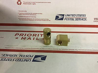 Atlas lathe crossfeed and compound nut set 12""
