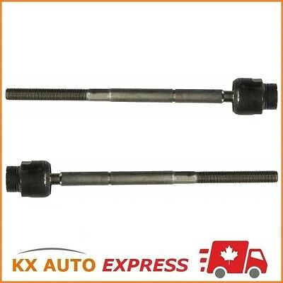2X Front Inner Tie Rod End For Pontiac G6 2005 2006 2007 2008 2009 2010