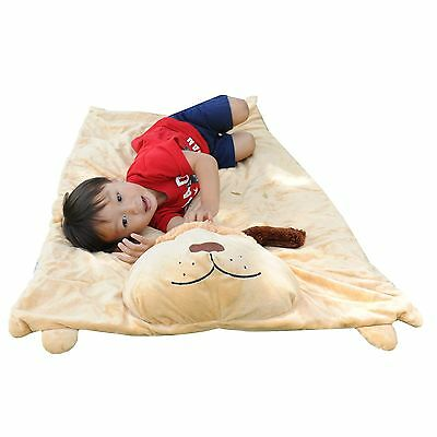 Kids Child Infant Play Mat Nap Pad Family Picnic Preschool Blanket (cover only)