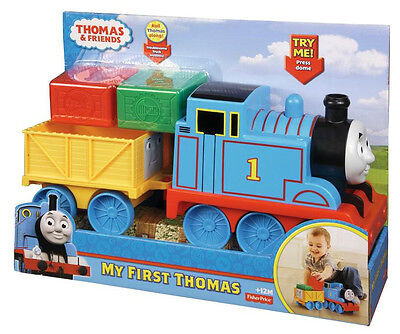 Thomas & Friends - My First Thomas - 12 Mths+ Fisher Price