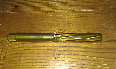 "23/32"" size England HSS Hand Reamers Helical Flutes. Cardinal"