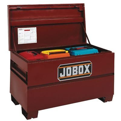 JOBOX 217-1-654990 Steel Vault, Capacity:15.4 cu ft