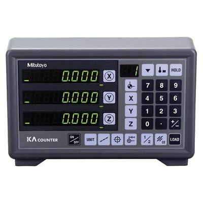 MITUTOYO 174-175A Digital Readout Counters-Number of Axis:3-Axis