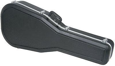 DELUXE ABS CLASSICAL GUITAR CASE [127.127UK] parlour acoustic