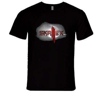 SKRILLEX DJ ELECTRONIC HOUSE MUSIC DESIGN T Shirt