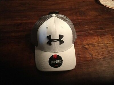 Under Armour Snap Back Hockey Hat