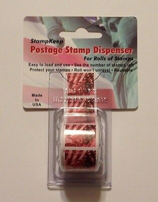 Stampkeep Postage Stamp Dispenser Made In The Usa