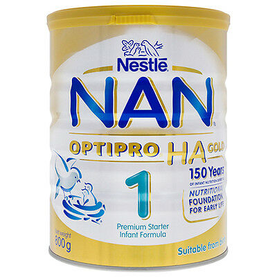 NEW Nestle NAN Optipro HA 1 Gold - 800g