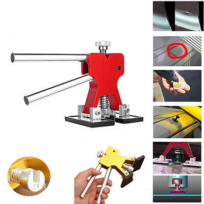 1PCS  PDR Tools Dent Lifter Red Paintless Dent Repair