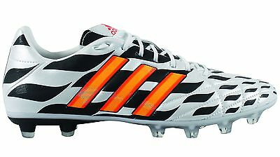 Adidas Men's 11Pro FG Football Boots for Responsive Ball Feel - Size 11