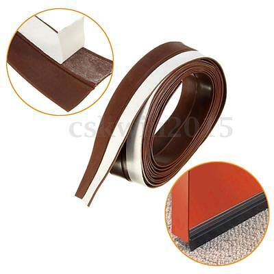 2m Slicone Rubber Silicone Rubber Door Window Adhesive Seal Strip Weatherstrip