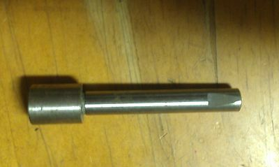 "HSS Counterbore Counter bore Pilot Size 5/8"", Group 3. shank OD 5/16"", ESC"
