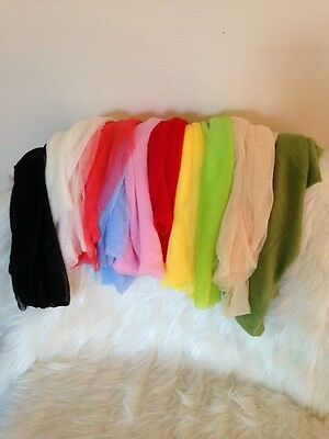 Ladies Womens Wrinkled Crinkled Effect Summer Fashion Scarf With Raw Edge