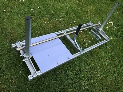"""Economy version of Alaskan chainsaw mill 36"""" version for bars 20"""" to 42"""""""