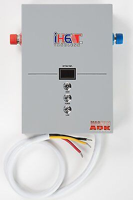 iHeat M-7 6.7kW POU Electric Tankless Water Heater Drakken 220V