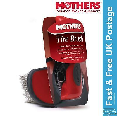 Mothers Comfort Grip Non Slip Contoured Tire Brush