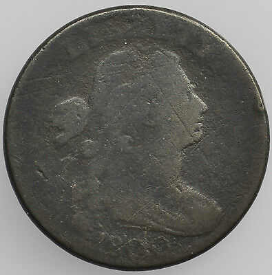 1800 Draped Bust Cent Large Copper Coin [2200.15]