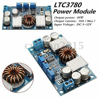 1PC LTC3780 Automatic lifting pressure step up / down Constant voltage 10A 130W