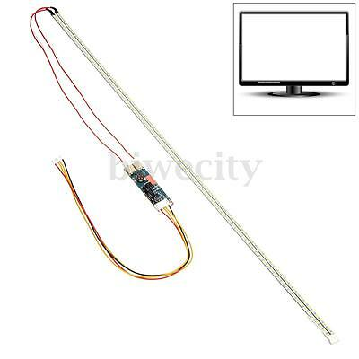 "540mm LED Backlight Strip Kit For Update 24"" Inch CCFL LCD Screen to LED Monitor"