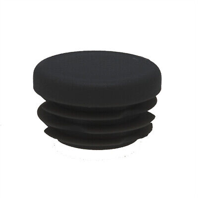 25 x 14mm Round Tube Inserts, Chair Feet, Inserts, Plastic Feet, Tube Bung