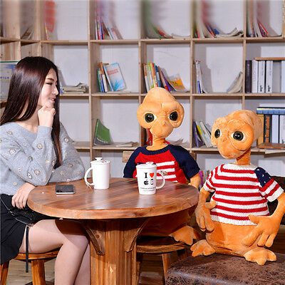 """New Huge Giant ET extra-terrestrial bloodcurdling monster plush doll Toy 30""""H"""