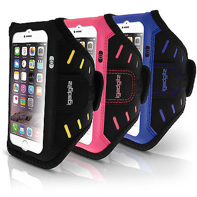 """Fitness Sports Armband for Apple iPhone 6 & 6S 4.7"""" Running Jogging Gym Cover"""