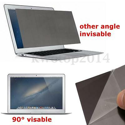 Anti-Spy Screen Filter Protect Piracy For Apple Retina 13.3'' Macbook Pro Air