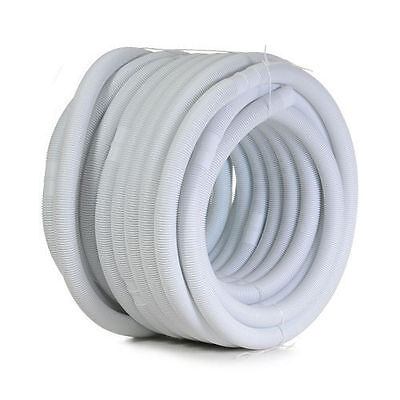 "Swimmer 1.5"" X 36 Metre Roll Floating Swimming Pool Vacuum Hose Cuffed"