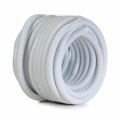 "Swimmer 1.25""x 36 Metre Roll Swimming Pool Floating Vacuum Hose Cuffed"