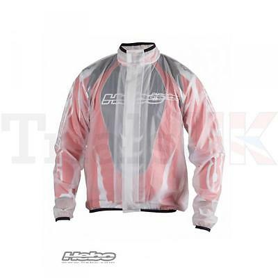Hebo Clear Waterproof Lightweight Jacket - Trials, Trail, MTB, Cycling, Offroad
