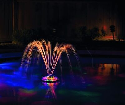 GAME 3567 Underwater Light Show and Fountain for Swimming Pools, Spas and Ponds