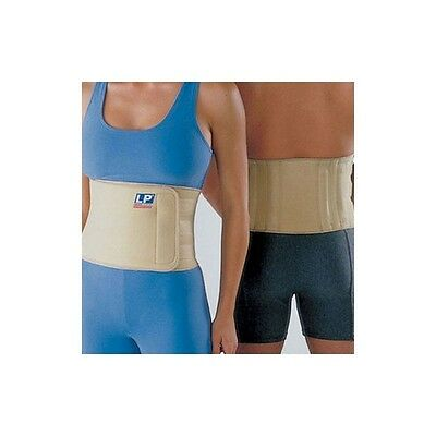 Back Supports - 727 Lp Support Core Back Support ( With Stays)  Neoprene