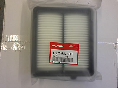 New Genuine Honda Insight 2000-2006 Air filter  17220-PHM-000  A51