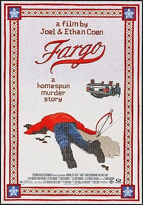 FARGO - Coen Bros -  original film / movie poster